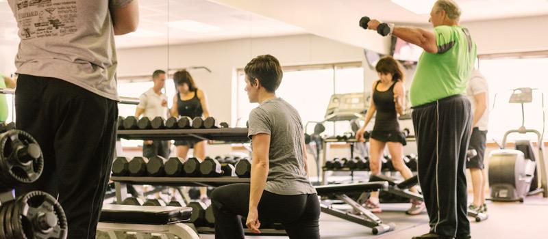 personal training studio Brentwood TN