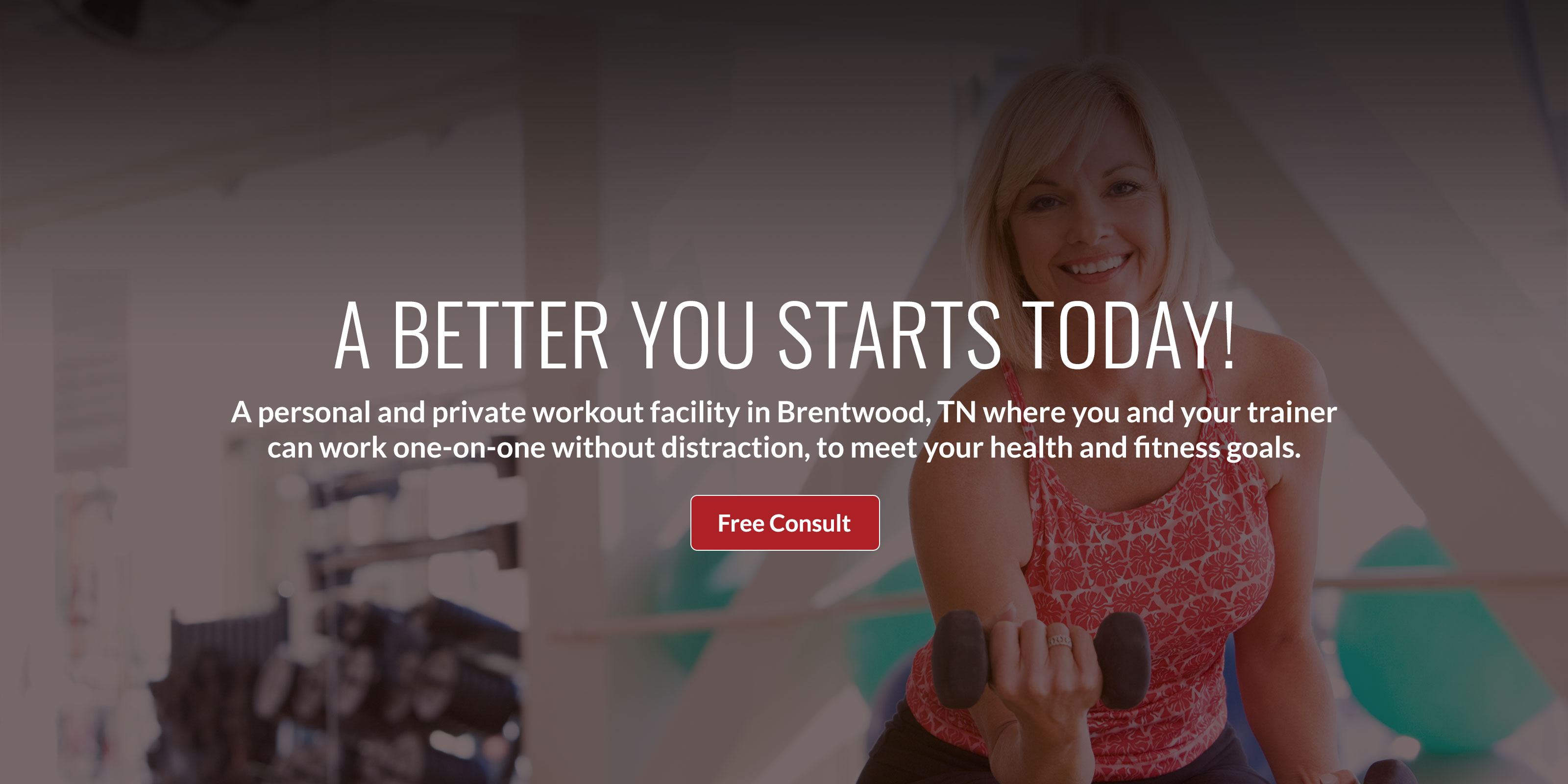 personal trainer brentwood tn