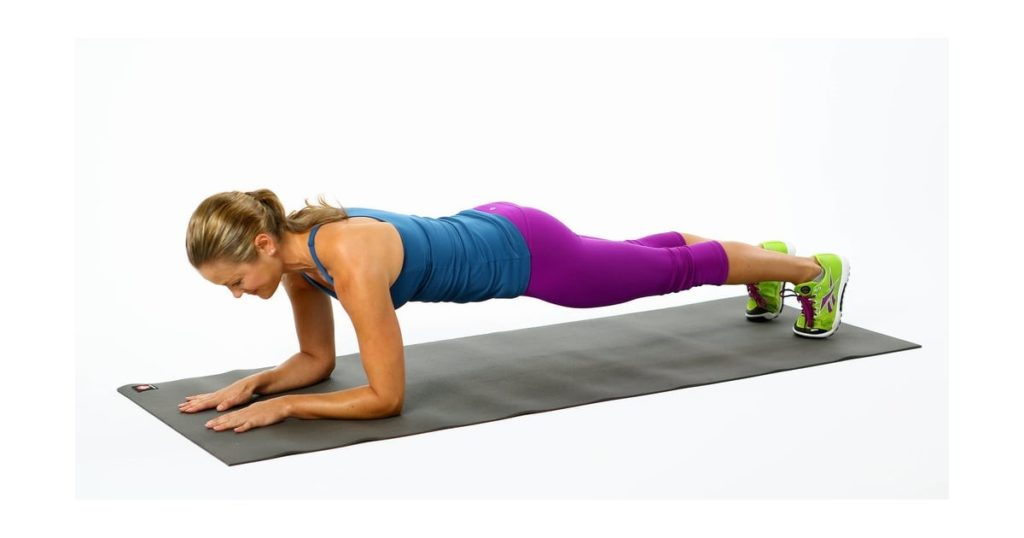 Elbow Plank   The 25 Best Exercises to Tone Your Abs (and None of ...