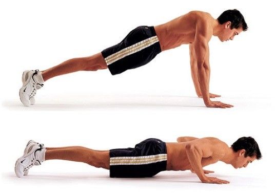 Quickly Strengthen Your Upper Body With Pyramid Push-Ups   STACK