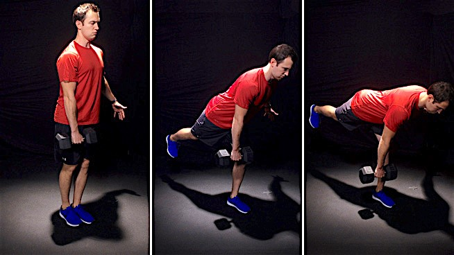 The Single-Leg RDL: How to Perform It, Common Mistakes and ...